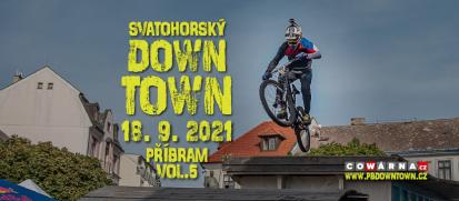 Svatohorský Downtown vol. 5 se rozjede už tuto sobotu