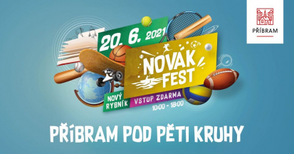Novák FEST 2021 - Příbram pod pěti kruhy