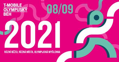 T-Mobile Olympijský běh 8. září v Příbrami